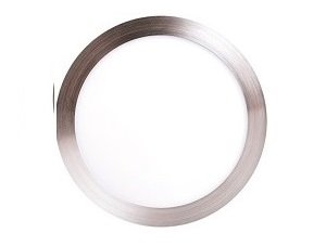 Diamond Panel Round Light